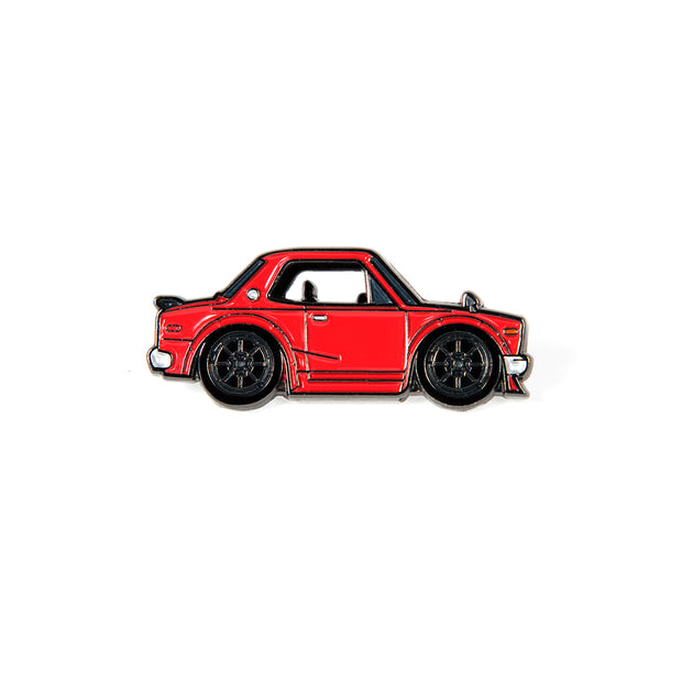 Hakosuka - Red