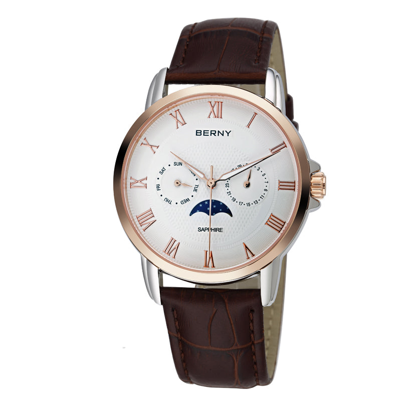MOONPHASE Rose Gold