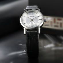 SUNSET White ladies watch
