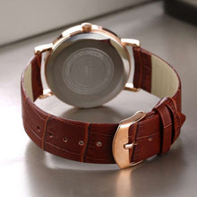 SUNSET Bronze ladies watch