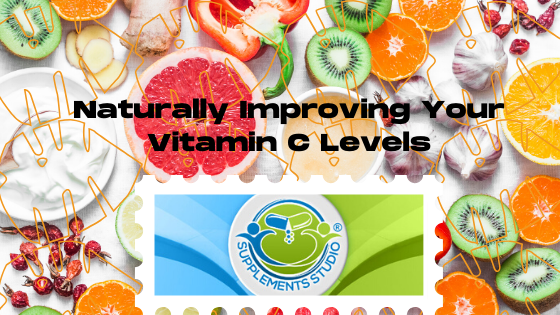 Naturally Improving Your Vitamin C Levels