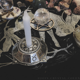 The Zodiac Spell Candle Holder