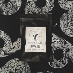 Myrrh Resin Incense 1oz