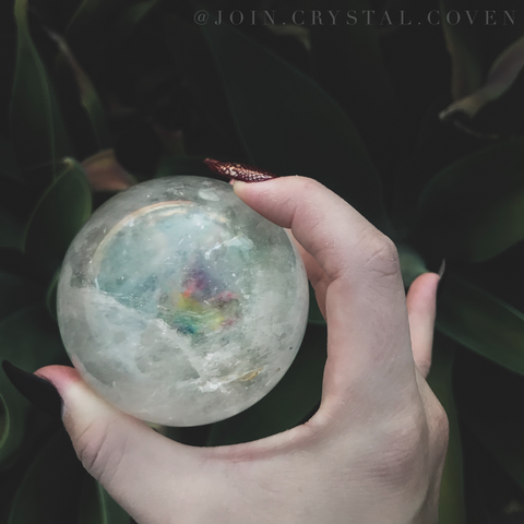 The Hidden Pleasures Crystal Ball