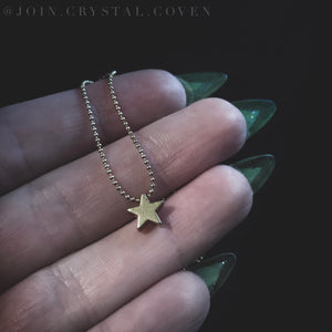 The Star Maiden Necklace