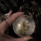 The Red Witch Crystal Ball