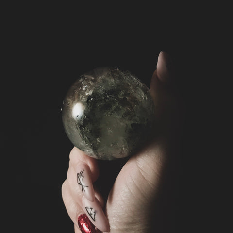 Lodolite Witch's Sphere of Mystery