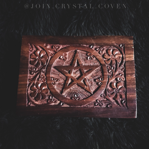 Self Love Altar Box