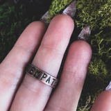 The Empath Sea Witch Ring - Size 8