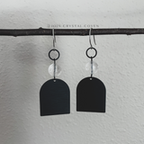 Graveyard Goddess Earrings