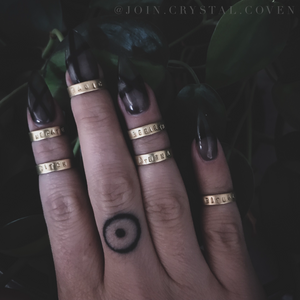 Magic Midi Ring