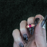 Rebirth Coffin Ring - Size 9.5