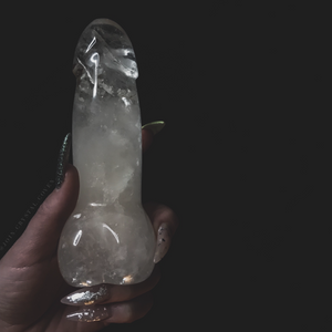 Clear Quartz D IV
