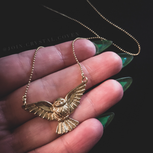 The Hedwig Necklace