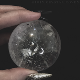Manifestation Quartz Crystal Ball