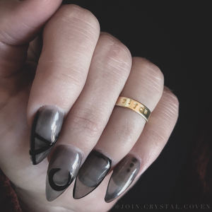 Witch Midi Ring