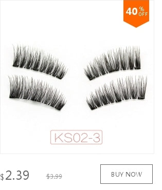 52fb148a1bb Magnetic Eyelashes Dual Magnet Glue-free 3D Reusable Full Size Premium –  Flare Store