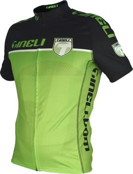Kid's Tineli Team Jersey Green