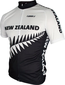 New Zealand Cycling Jersey