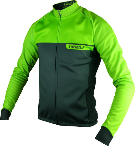Green Dream Pro Winter Jersey