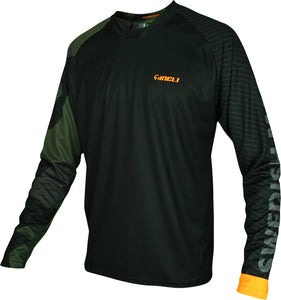 Swedish Mafia Long Sleeve Trail Jersey