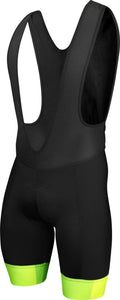 Zest Men's Bib Shorts