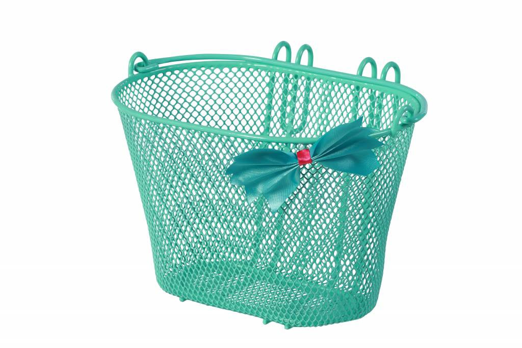 BASIL JASMIN BASKET  JUNIOR BOW TIE  GREEN