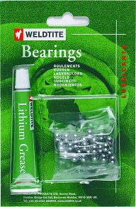 "5/32"" Bearing & Grease"