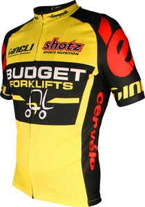 Budget Forklifts Team Race Jersey