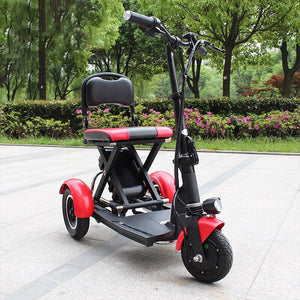 18 WATT WHEELS MOBILITY SCOOTER