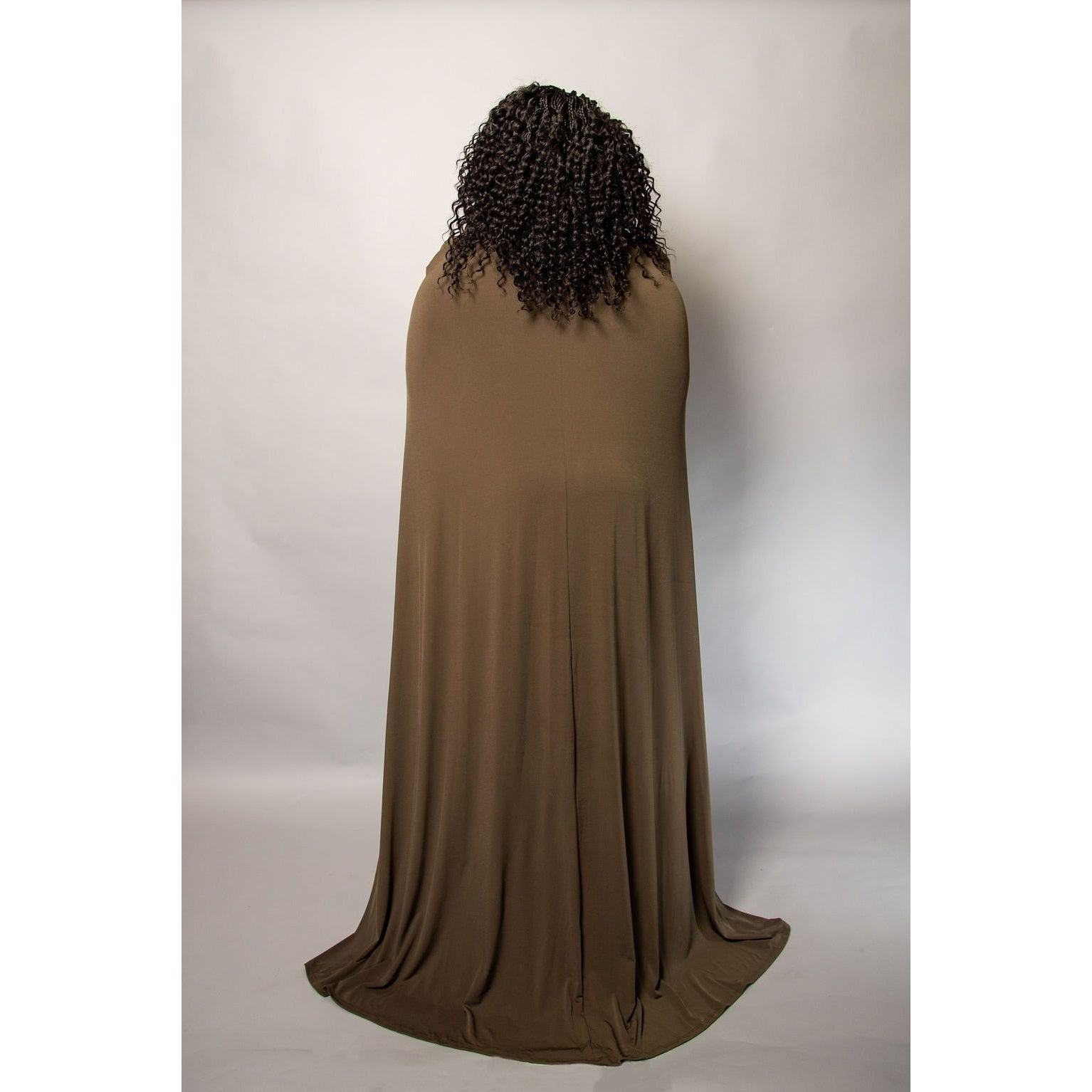 Olivia Pope Cape Dress