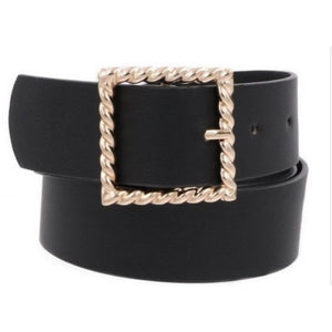 Becky Buckle Belts