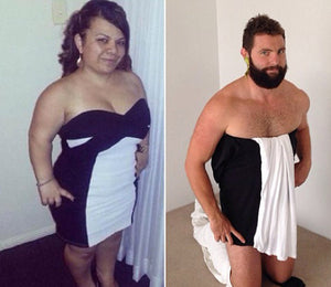 This Dude Hilariously Recreates Girls Ridiculous Tinder Pictures! WTF!