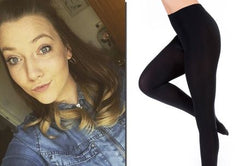 Woman sends her boyfriend out to buy her a new pair of leggings - it doesn't end well
