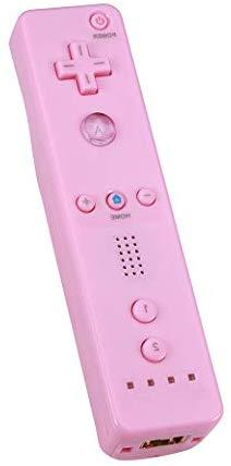 Yosikr Wireless Remote Controller for Wii Wii U - 4 Packs Pink+Red+Deep Blue+Blue