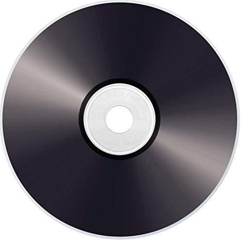 Optical Quantum OQBDRDL06LT-10 6X 50 GB BD-R DL Blu-Ray Double Layer Recordable Logo Top 10-Disc Spindle
