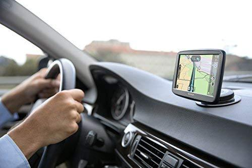 TomTom VIA 1525SE 5 Inch GPS Navigation Device with Free Lifetime Traffic