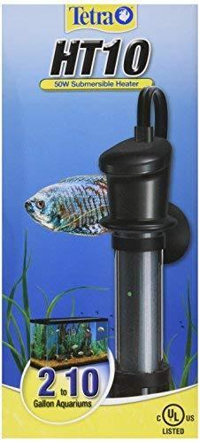 Tetra HT Submersible Aquarium Heater With Electronic Thermostat
