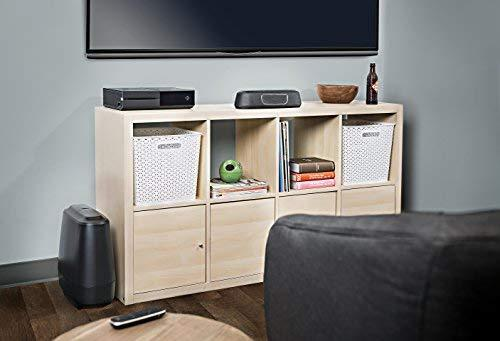 Polk Audio MagniFi Mini Home Theater Surround Sound Bar - The Compact System with Big Sound, Wireless Subwoofer Included