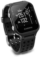 Garmin Approach S20, GPS Golf Watch with Step Tracking, Preloaded Courses, Black