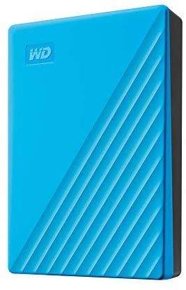 WD 2TB My Passport Portable External Hard Drive, Black - WDBYVG0020BBK-WESN