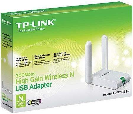 TP-Link TL-WN822N USB Wireless Networking Adapter