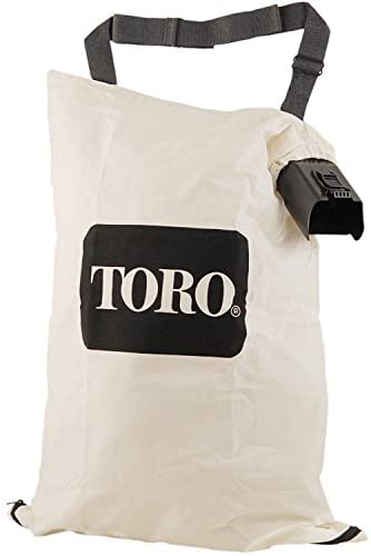 Blower Parts Genuine OEM Toro 127-7040 Blower Debris Vacuum Bag Replaces 108-8994 Fits 51436 51563 51581 51594 51599 51609 51619 51621