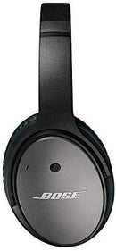 Bose QuietComfort 25 Acoustic Noise Cancelling Headphones for Apple devices - Black (Wired 3.5mm)