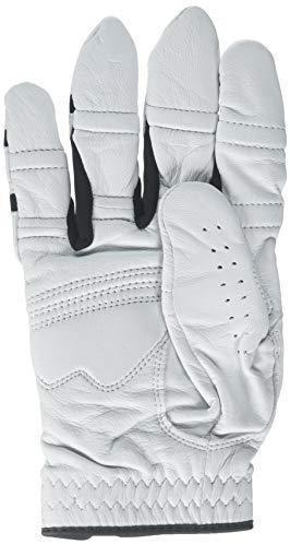 Bionic Gloves –Men's StableGrip Golf Glove W/ Patented Natural Fit Technology Made from Long Lasting, Durable Genuine Cabretta Leather.