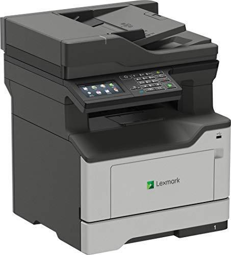 Lexmark MB2442adwe Monochrome Multifunction Printer with fax scan Copy Interactive Touch Screen Wi-Fi and Air Print Capabilities (36SC720)