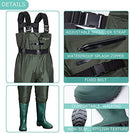 OXYVAN Waders Waterproof Lightweight Fishing Waders with Boots Bootfoot Hunting Chest Waders for Men Women