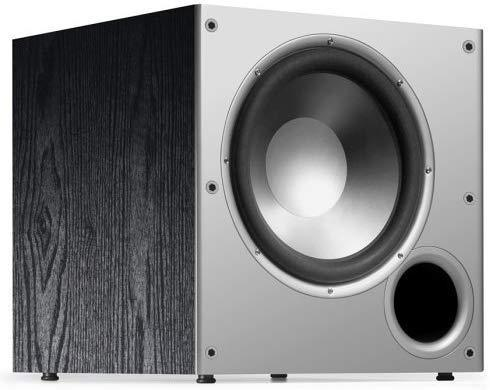 "Polk Audio PSW10 10"" Powered Subwoofer - Featuring High Current Amp and Low-Pass Filter 