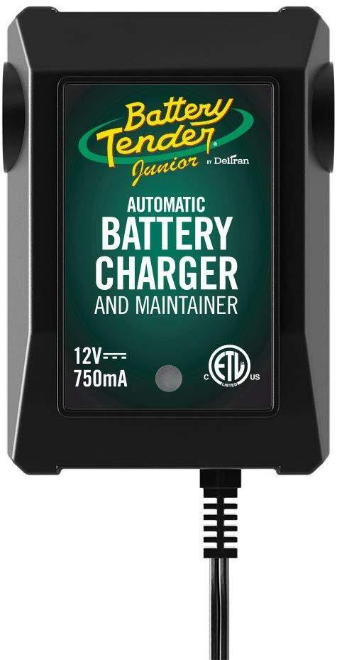 Battery Tender 800 is a SuperSmart Battery Charger that will Constantly Monitor, Charge, and Maintain your Battery. It's Encapsulated and Protected from Moisture by an Electrical Insulation