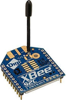 DIGI XB24CDMWIT-001 Through-Hole Module, Wireless Mesh Networking RF Module, XBee S2C DigiMesh, 2.4GHz, TH, Wire Ant.